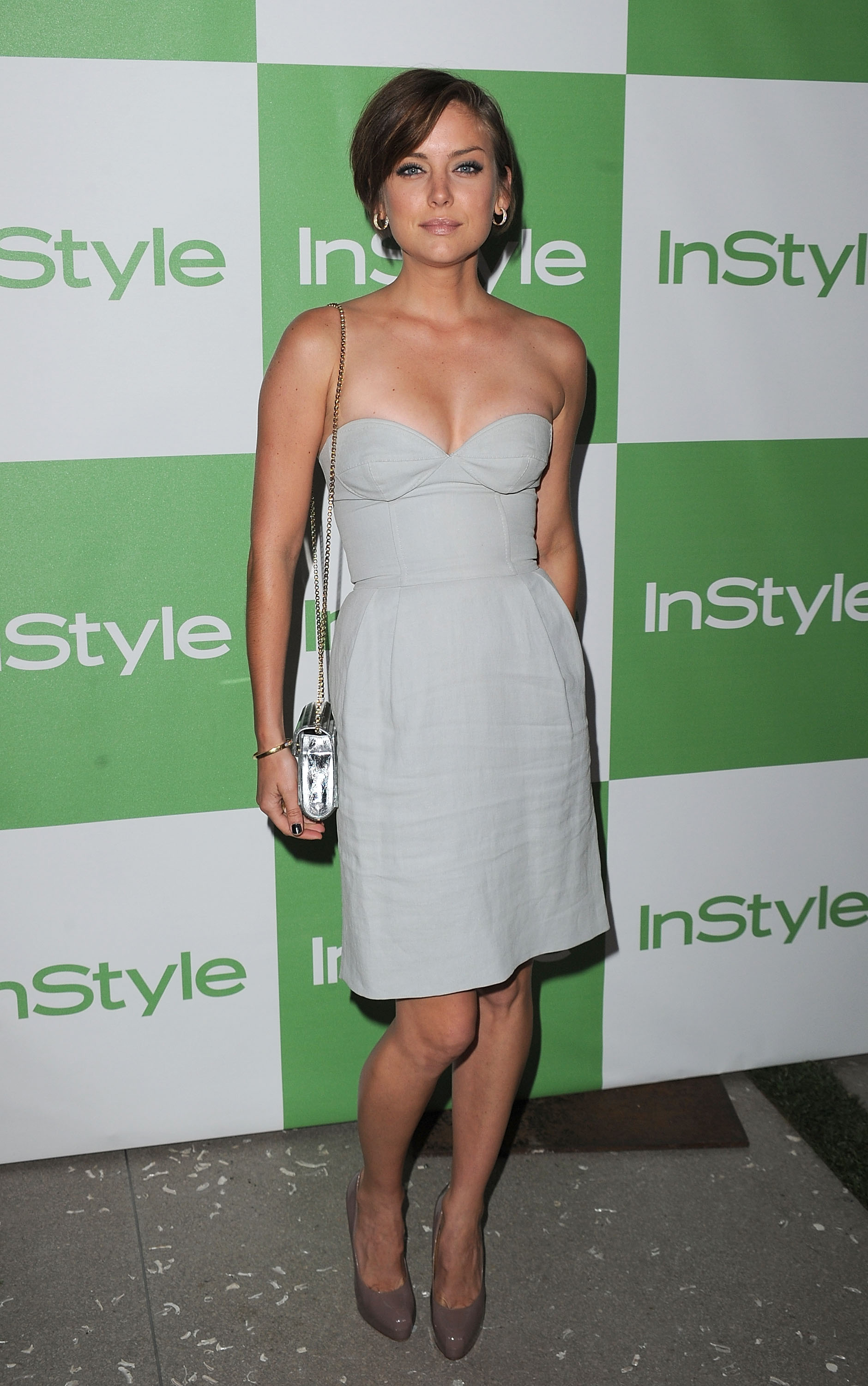 Jessica Stroup rocked a