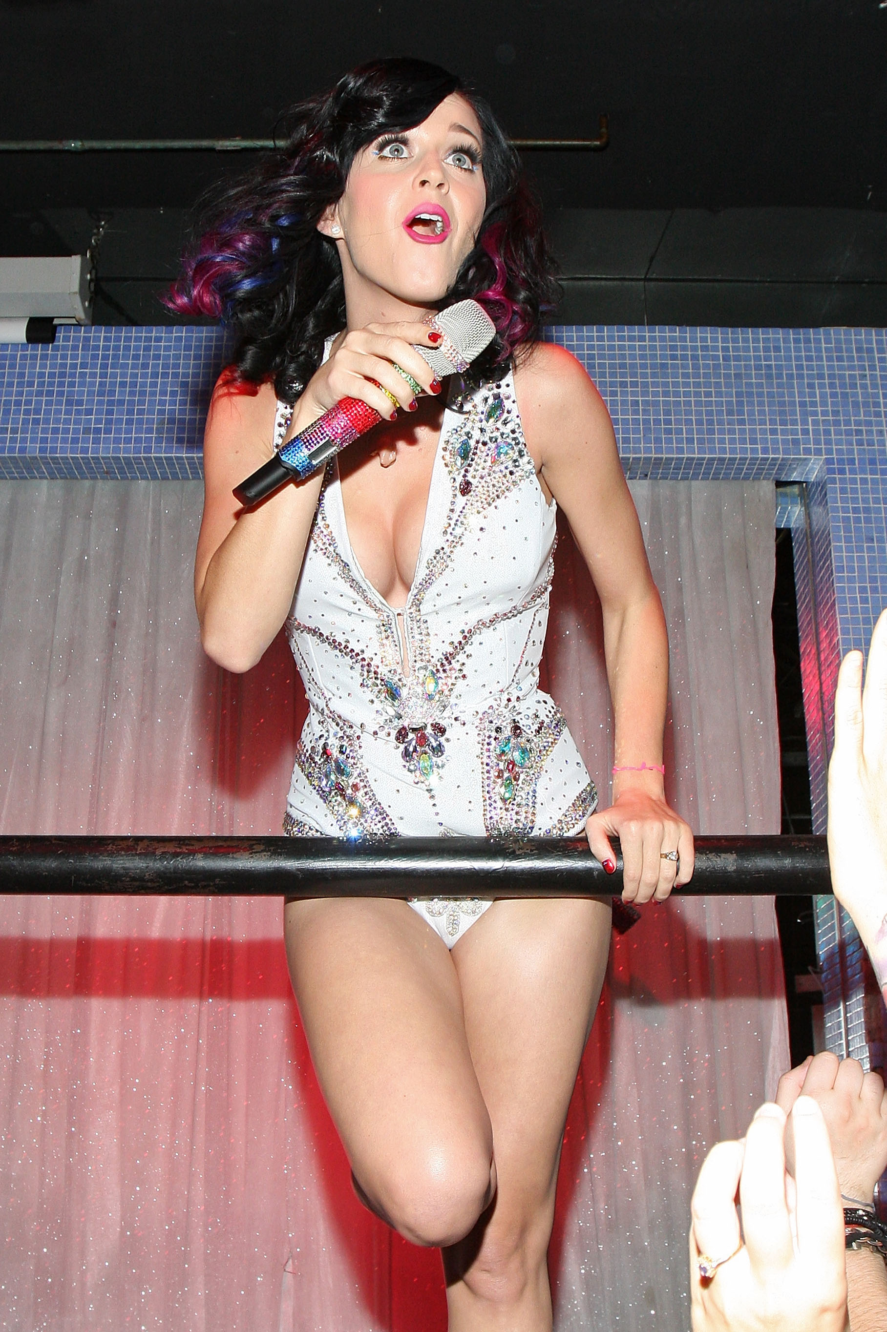 Katy perry sexy live